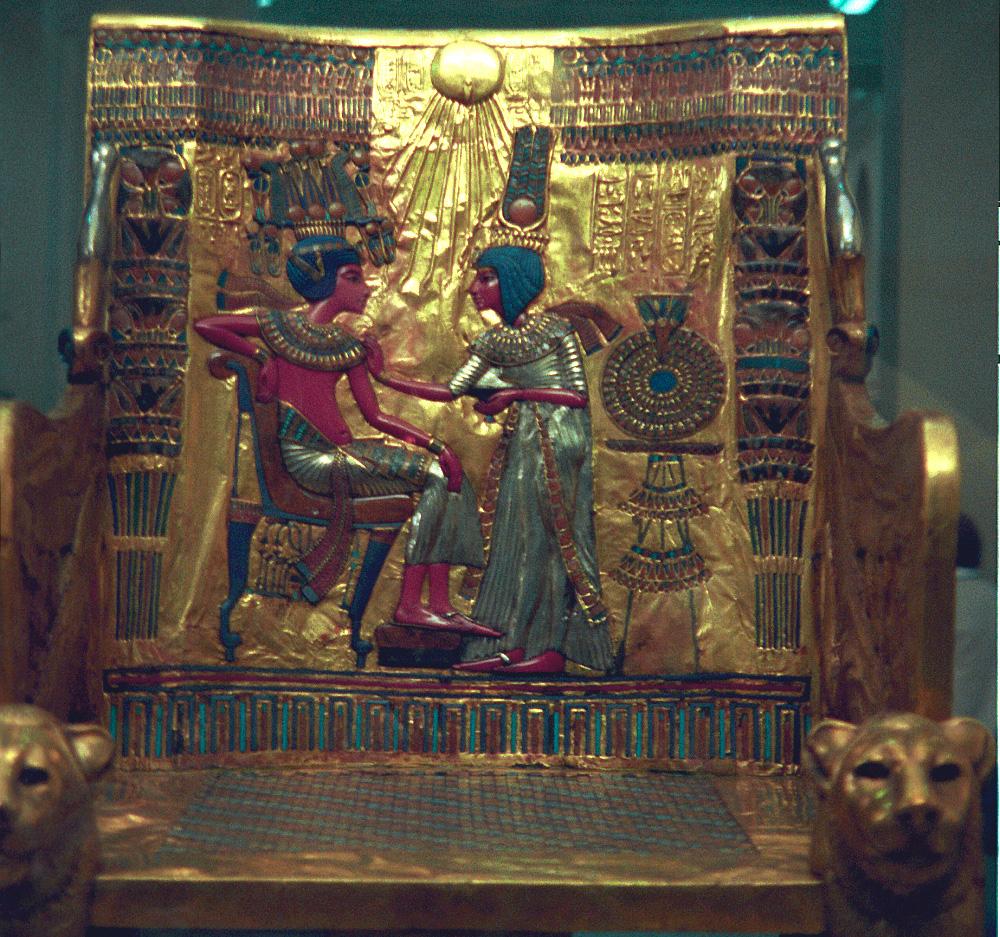 Forse individuata la tomba di Ankhesenamon, moglie di Tutankhamon