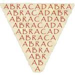 La prima menzione della parola Abracadabra si ha nel Liber Medicinalis di Quinto Sereno Sammonico,tra II eil III secolo.