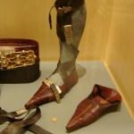 Ricostruzione delle calzature di Arnegonda, Marquita Volken