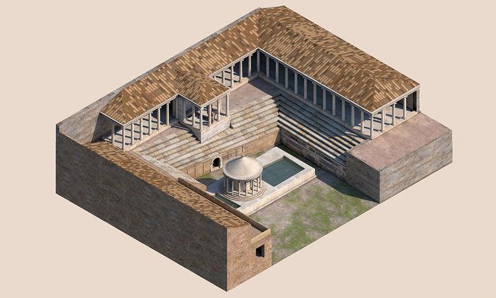 "Hierapolis: nuovi studi sulle ""Porte degli Inferi"""