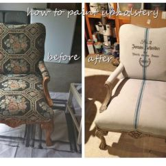 Reupholster Office Chair With Arms That Folds Into Bed Renueva Tus Muebles Y Tapicerías Con Chalk Paint (pintura A La Tiza) - Las Truquideas De Nuria