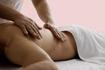 back pain massage encino