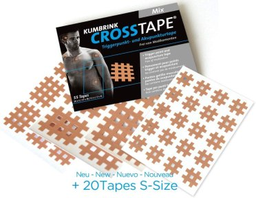Take Control of Your Pain With Cross Tape 1