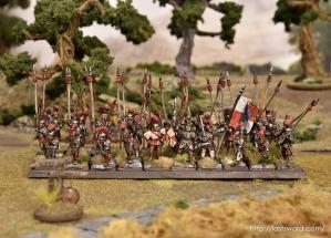 Compañia-Alcatani-Fellowship-Mercenarios-Dogs-War-Warhammer-Fantasy-Pikerman-Piqueros-03