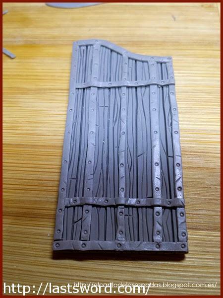 Clay-Sculpey-Masilla-Puerta-Gate