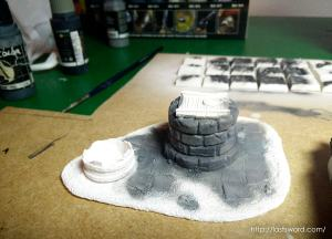Pozo-Warhammer-Water-Well-Fantasy-Scenery-Mordheim-1650-Modelling-How-Scultp-01