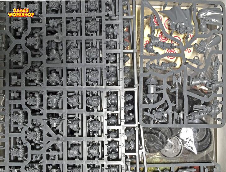 The Horus heresy: Betrayal at Calth   Last Sword Miniatures
