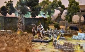 Ulthuan-Bronzino-artilleria-caballo-mercenarios-galloper-guns-dog-war-warhammer-fantasy-0
