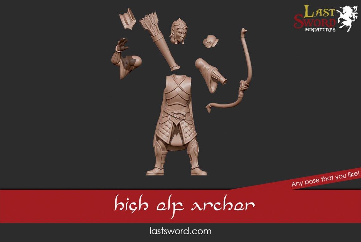 Archer-Elf-Elven-Lords-Kickstarter-Warhammer-05