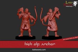Ulthuan-Archer-Elf-Elven-Lords-Kickstarter-Warhammer-03