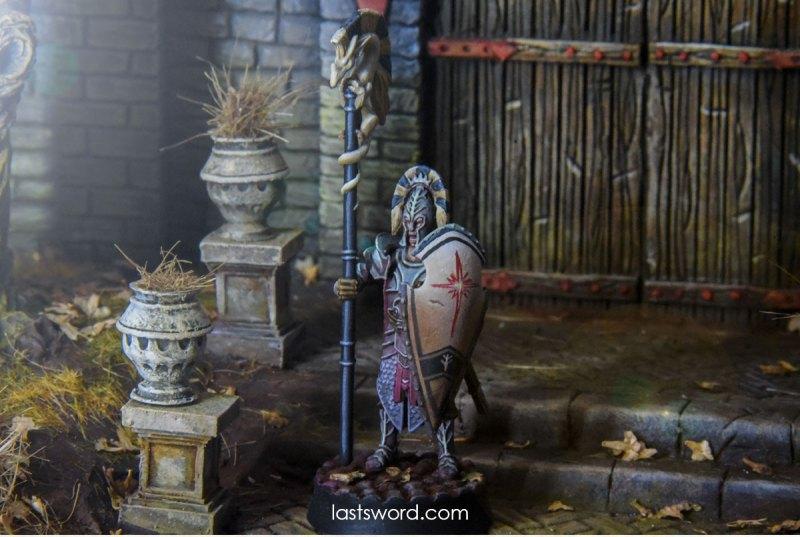 sisters - Now Sisters of Serens - LastSword Miniatures. - Page 2 Command-Dragonhorn-Elf-Elven-Lords-Kickstarter-V2-Warhammer-07