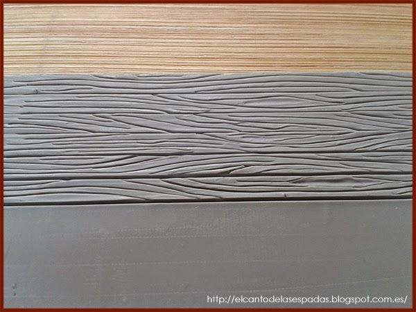 Super-Sculpey-Firm-Madera-Wood-Stable-Stall-Establo-Escenografía-1650-Warhammer-Mordheim-Scenery-09