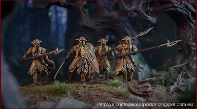 elfos-bosque-negro-hobbit-señor-anillos-guardia-palacio