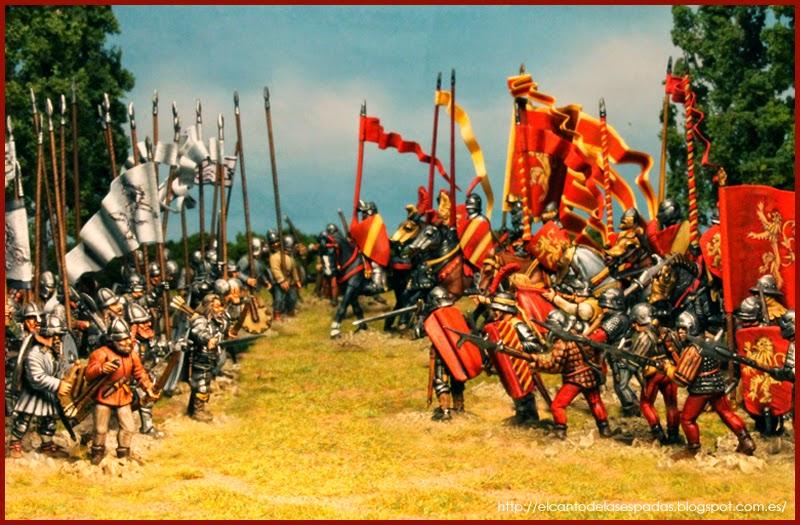 Lannister-juego-tronos-game-trones-wargame-saga-perry-miniatures-vs-stark-2