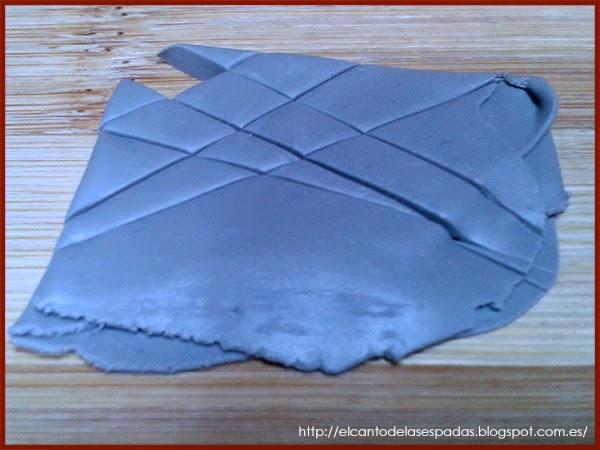 Super-Sculpey-Masilla-Clay-Base-Piedra-Muro-alto-Wall-High-Stone-Wargames-Warhammer-Escenografia-Scenery-Bolt-FOW-07