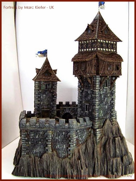 Tabletop-World-Concurso-Ganadores-Winners-warhammer-Scenery- Fortress-guard-tower-fortaleza-torre-guardia-2