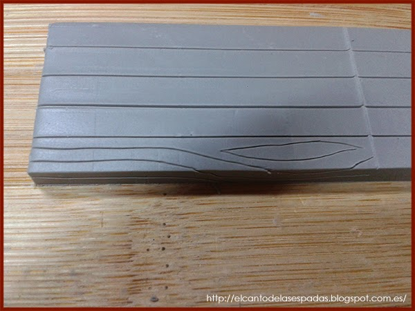 Super-Sculpey-Firm-Madera-Wood-Stable-Stall-Establo-Escenografía-1650-Warhammer-Mordheim-Scenery-04