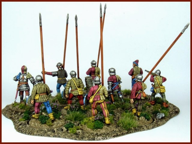 mercenarios-escoceses-scots-mercenaries-perry-miniatures-capitan-Blood-pikes-piqueros-4