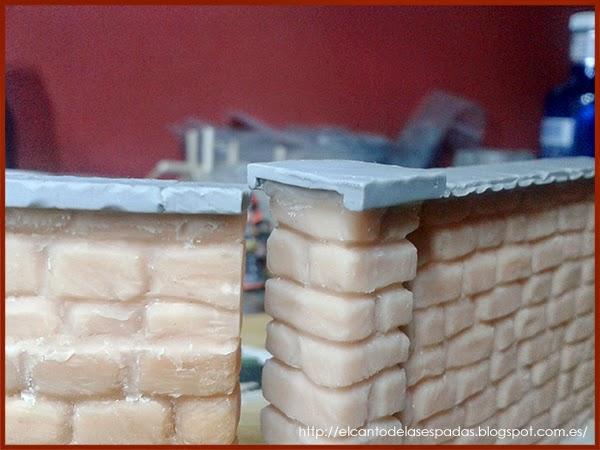 SuperSculpey-Piedra-Muro-Columna-Pillar-alto-Wall-High-Stone-Wargames-Warhammer-Escenografia-Scenery-Bolt-FOW-12