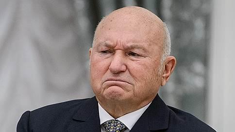 Лужков упал в обморок, Лужков пережил клиническую смереть, Лужков потерял сознание