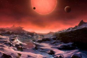 Наса открыли новые планеты, Наса нашли планеты, Наса открыли экзопланеты, Наса нашли внеземную жизнь