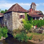 Мон-Де-Марсан — современное средневековье