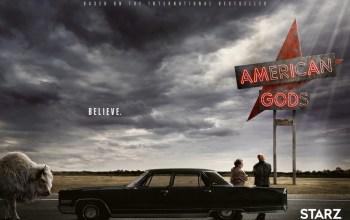 Вышел сериал «Американские боги» по книге Нила Геймана