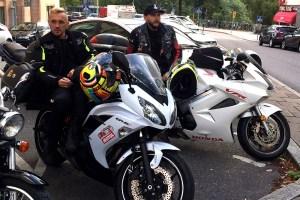 На мотоцикле по Европе отчет, На мотоцикле по Европе видео, На мотоцикле по Европе рассказ