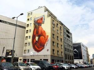 Братислава стритарт, Братислава граффити, Братислава стритарт муралы