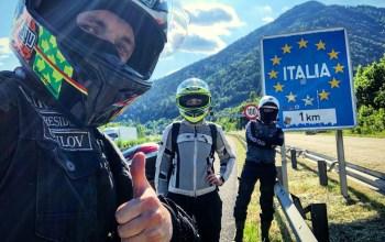 Мотопутешествие по Европе 2018. Четвертая серия — Италия и Республика Сан-Марино