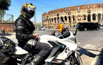 Мотопутешествие по Европе 2018. Пятая и шестая серии — Рим