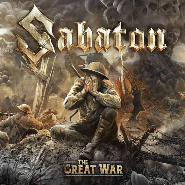 Sabaton - The-Great-War (2019) скачать, Sabaton - The-Great-War (2019) слушать