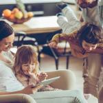 Куда деть энергию ребенка и как самому не сойти сума?