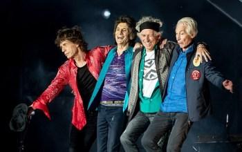 Новый сингл от The Rolling Stones. Слушать