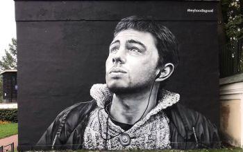 Почему граффити с Бодровым и Цоем оказались в опасности?