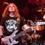 Megadeth уволили басиста после скандала с интимным видео