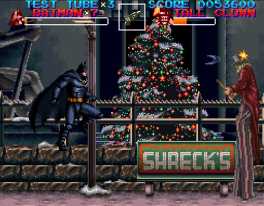 Top-Christmas-Games-Batman-Returns-SNES