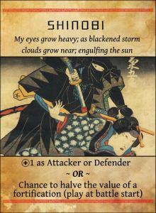 Sengoku attack