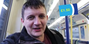 cheap tube fare - Heathrow to Upminster for just £1.50