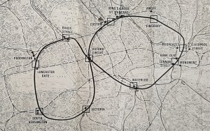 "figure of eight tube line - Unbuilt London: The ""figure of eight"" tube line"