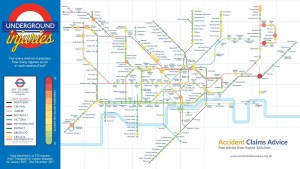 accident - Apparently, These Are London's Most Dangerous Tube Stations...