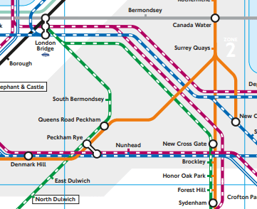 map 7 - The new London rail maps are out, and they are horrible