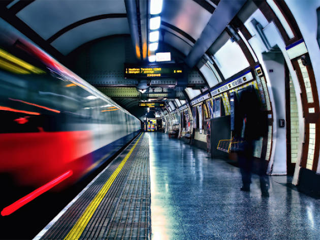 image - Revealed: London's new busiest tube station is...?