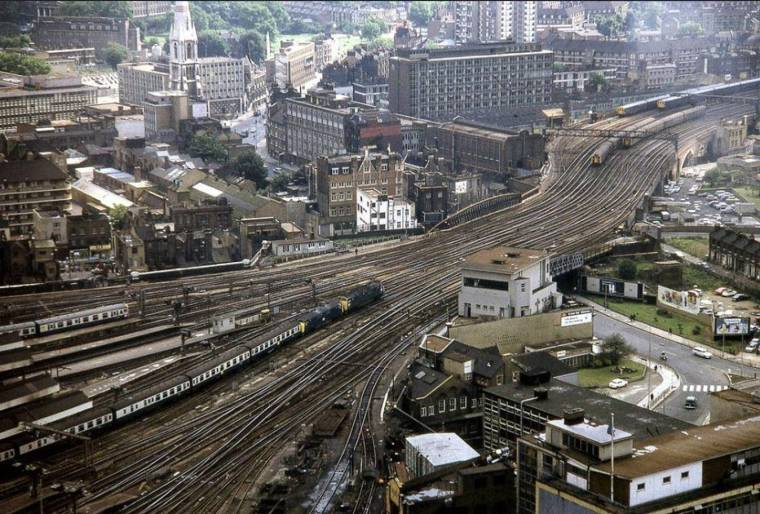 waterloo station 1024x692 - TfL news: Fascinating vintage photos show London Tube network from the 1960s to 1980s