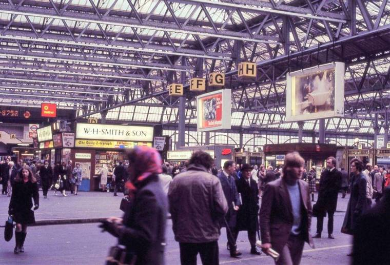 waterloo 1024x696 - TfL news: Fascinating vintage photos show London Tube network from the 1960s to 1980s