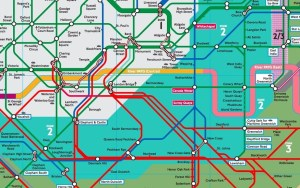 bigger tube map - The Secret Tube Map That's Only Meant For TfL Employees