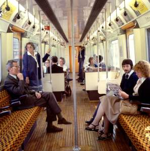 1290 - London transport fabrics over the decades