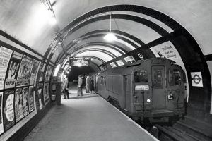 1 Aldwych tube - The 18 abandoned Tube stations no longer part of the London Underground