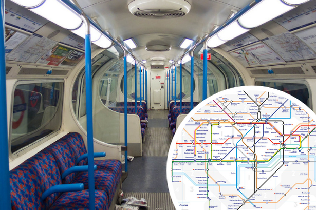 0 victoria line canva - 11 fun facts you probably never knew about the London Underground's Victoria Line