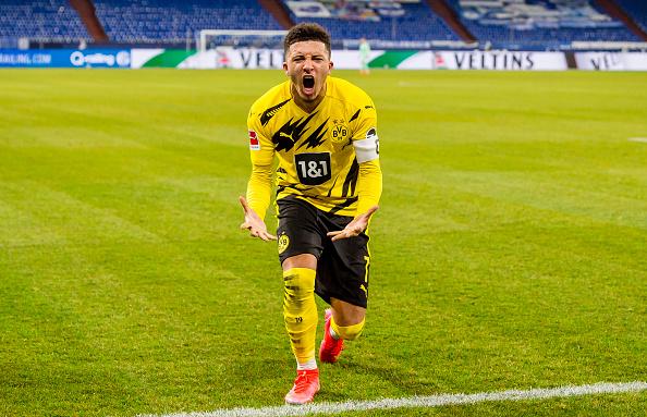 Borussia Dortmund's Jadon Sancho Has Refound Goalscoring Form in Second Half of Season - Last Word on Football